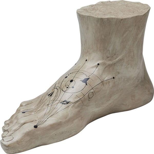 Decorațiune Kare Design Geometry Foot, lungime 51 cm
