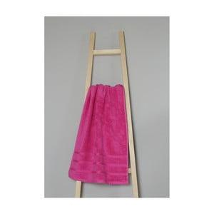 Růžový bavlněný ručník My Home Plus Spa, 50 x 90 cm