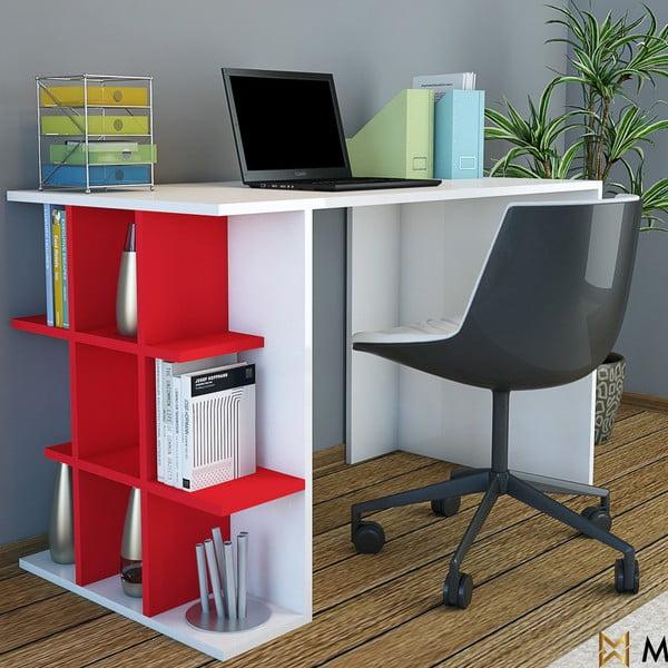 Pracovní stůl Minar Plus Red