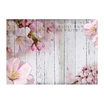 Tapet format mare Bimago Apple Blossoms, 350 x 245 cm imagine