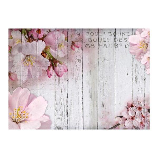 Veľkoformátová tapeta Bimago Apple Blossoms, 350×245 cm