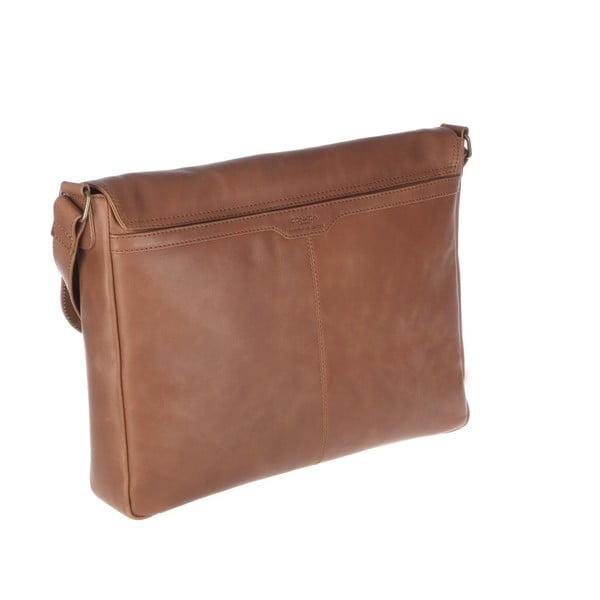 Kožená taška Baker Chestnut