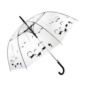 Umbrelă Blooms of London Black Cats