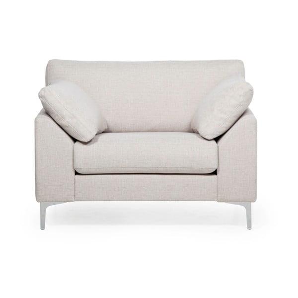 Garda krémszínű fotel - Softnord