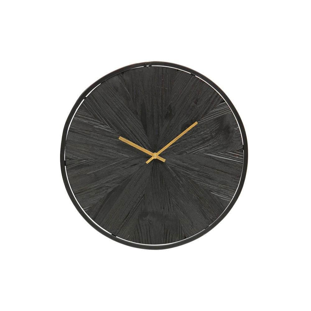 Dřevěné nástěnné hodiny WOOOD Valentino