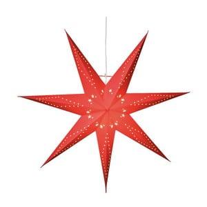 Svítící hvězda Best Season Star Katabo Red, Ø70 cm
