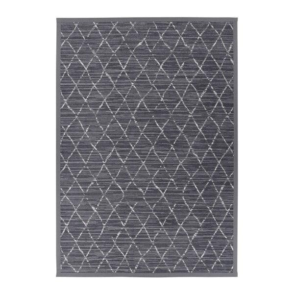 Vao Grey szürke kétoldalas szőnyeg, 80 x 250 cm - Narma