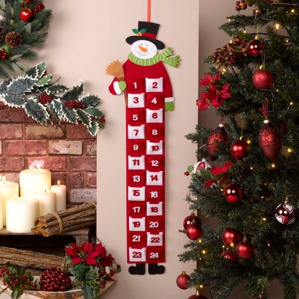 Calendar Advent Neviti Snowman
