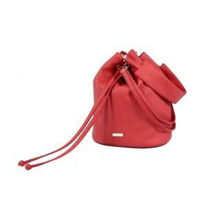 Červená kabelka Dara bags Margot No.41