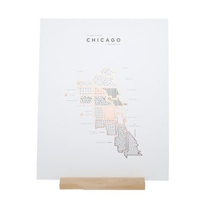 Poster  Roam by 42 Pressed Chicago