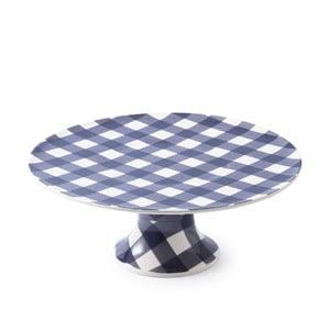 Servírovací talíř Anne, modrý