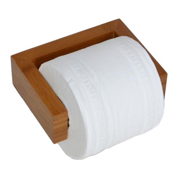 Držák na toaletní papír, bambus