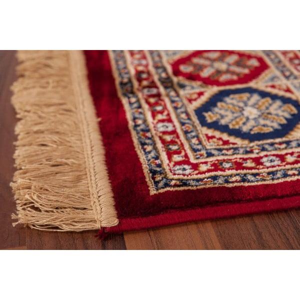 Koberec Doha Red, 70x140 cm