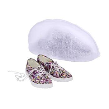 Săculeț pentru spălat pantofii Wenko, alb de la Wenko