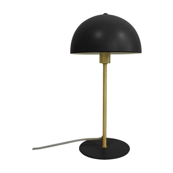 Černá stolní lampa Leitmotiv Bonnet