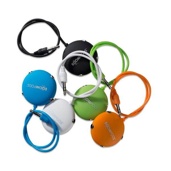 Multipod pro sdílení sluchátek, zelený