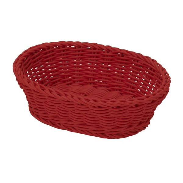 Košík Tischkorb Red, 23,5x16x6,5 cm