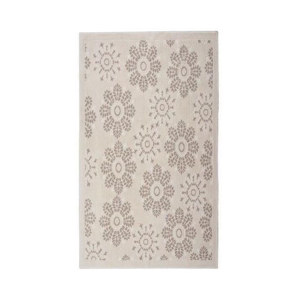 Randa krémszínű pamut szőnyeg, 60 x 90 cm - Unknown
