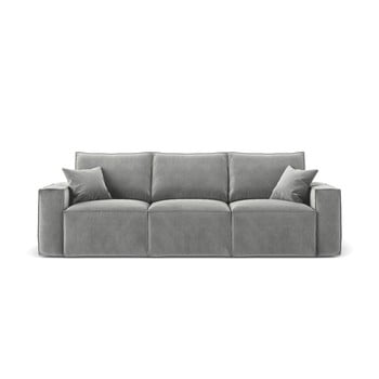 Canapea cu 3 locuri Cosmopolitan Design Florida, gri
