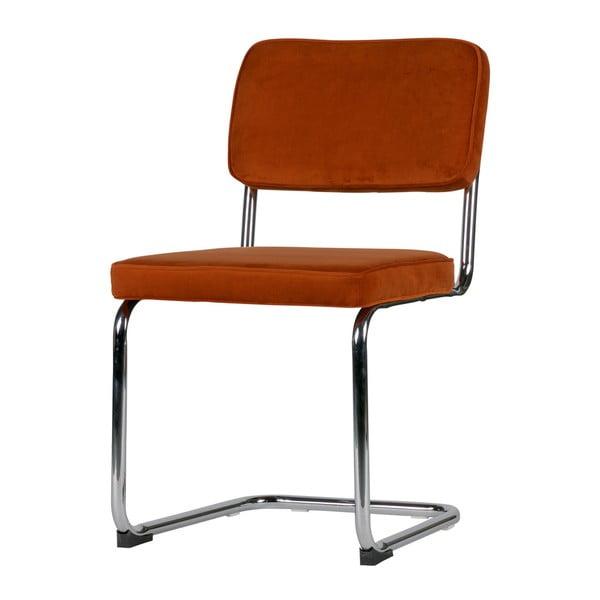 Sada 2 červených židlí De Eekhoorn Lien