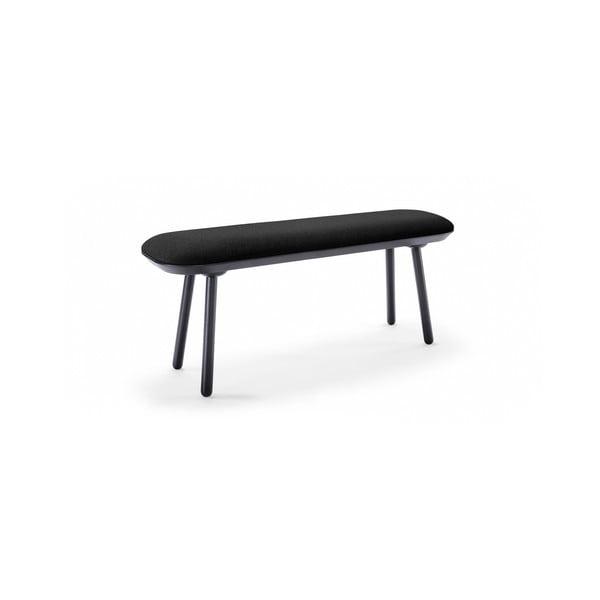 Čierna lavica EMKO Naive, 140 cm