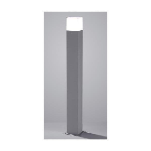 Venkovní stojací světlo Hudson Titanium, 80 cm
