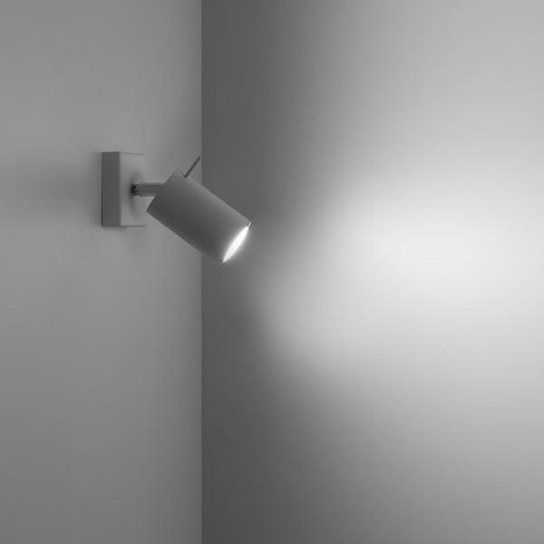 Bílé nástěnné světlo Nice Lamps Etna