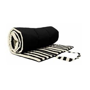 Skládací deka na piknik nebo opalování Lona, černá