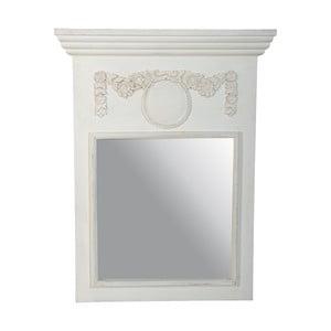 Zrcadlo s rámem z jilmového dřeva Antic Line Trumeau, 85x110cm
