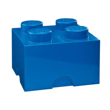 Cutie depozitare LEGO, albastru de la LEGO®