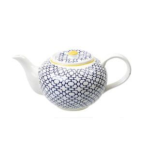 Porcelánová čajová konvice Geometric No1