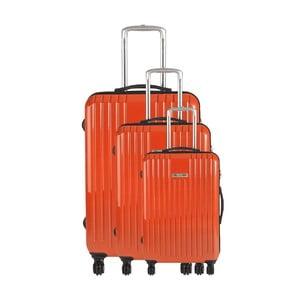 Set 3 cestovních kufrů Majestik Sunset