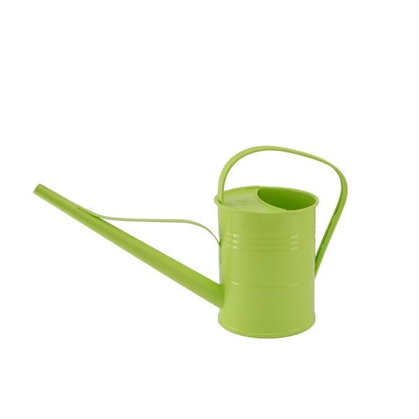 Kulatá kropící konev Kovotvar 1,5 l, zelená