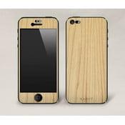 Oboustranný dřevěný kryt na iPhone 5, javor