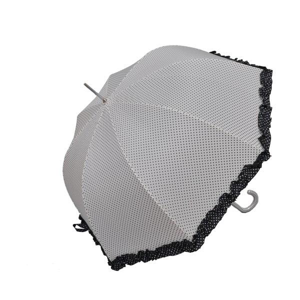 Deštník Clayre & Eef Grey