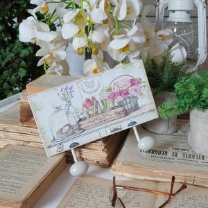 Věšák Antique Roses Garden
