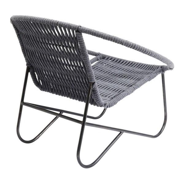 Židle s kovovou konstrukcí Kare Design Wilderness