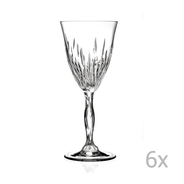 Set 6 pahare RCR Cristalleria Italiana Mariella