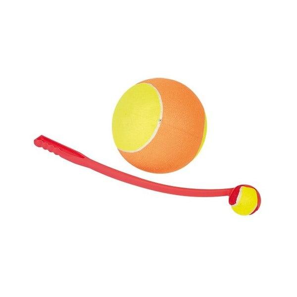 Psí míček s házečem Shooter