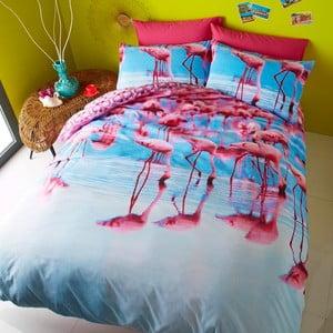 Povlečení Flamingo, 135x200 cm