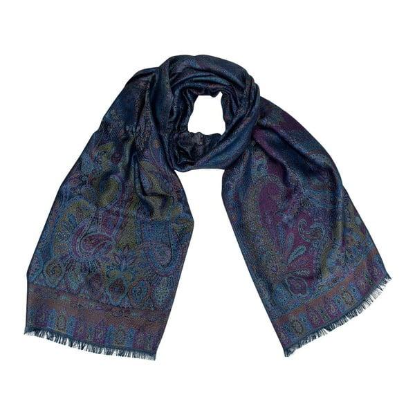 Šátek Shirin Sehan Frieda Blue/Purple