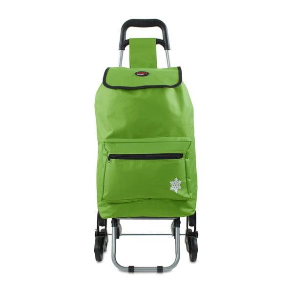 Geantă cărucior cumpărături Hero Atlas, 30 l, verde