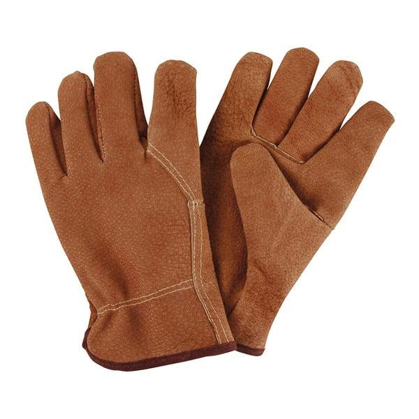 Mănuși din piele pentru grădinărit Esschert Design Pond
