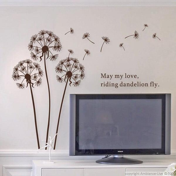 Naklejka Ambiance Dandelion Flowers