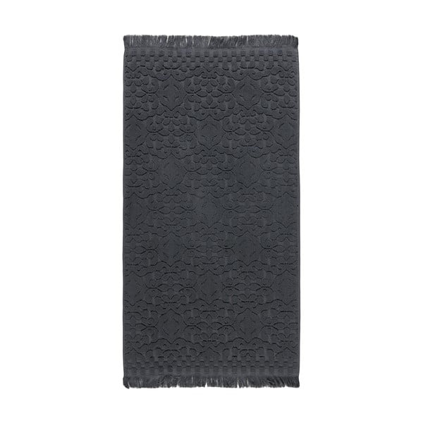 Osuška Voga Black, 50x100 cm