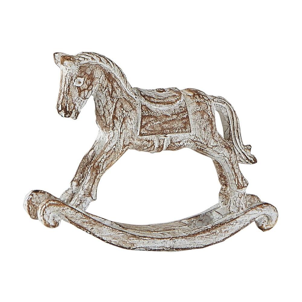 Dekorativní houpací kůň KJ Collection, výška 8 cm