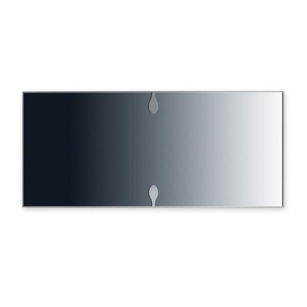 Zrcadlo Valli, 90x40x2,5 cm
