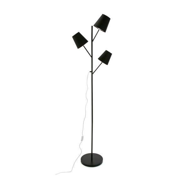 Tulip fekete állólámpa - Versa
