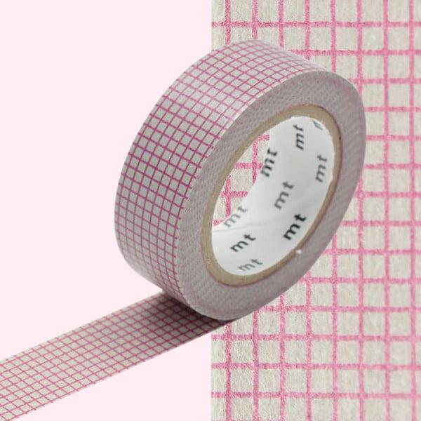 Taśma dekoracyjna washi MT Masking Tape Roberte, dł.10m