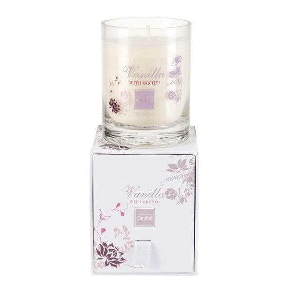 Aroma svíčka Vanilla & Orchid Small, doba hoření 40 hodin